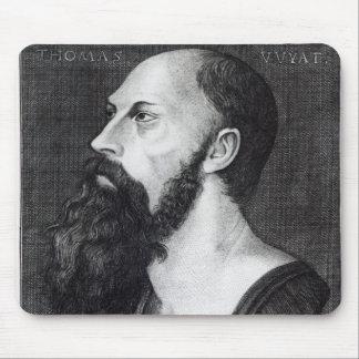Portrait of Sir Thomas Wyatt Mouse Pad