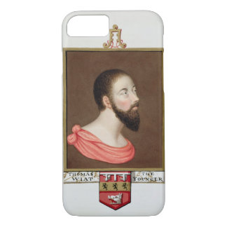 Portrait of Sir Thomas Wyatt the Younger (c.1521-5 iPhone 8/7 Case