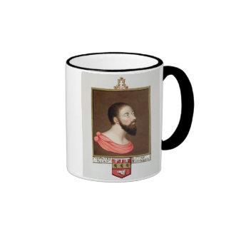 Portrait of Sir Thomas Wyatt the Younger (c.1521-5 Coffee Mugs