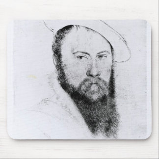 Portrait of Sir Thomas Wyatt the Younger Mouse Pad