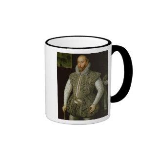 Portrait of Sir Walter Raleigh, 1598 Mugs