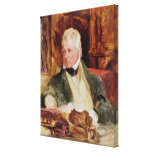Portrait of Sir Walter Scott Canvas Print