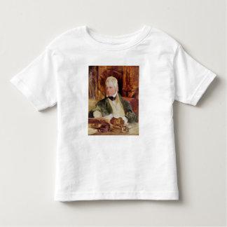 Portrait of Sir Walter Scott Toddler T-shirt