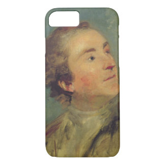 Portrait of Sir William Chambers (1726-96) (oil on iPhone 8/7 Case