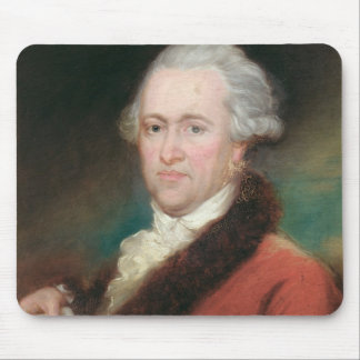 Portrait of Sir William Herschel  c.1795 Mouse Pad