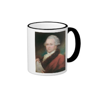 Portrait of Sir William Herschel  c.1795 Ringer Coffee Mug