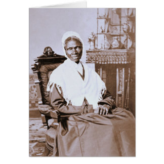 Portrait of Sojourner Truth circa 1870 Card