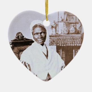 Portrait of Sojourner Truth circa 1870 Ceramic Ornament