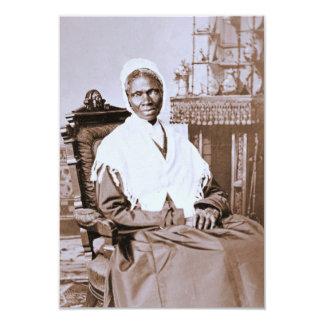 Portrait of Sojourner Truth circa 1870 3.5x5 Paper Invitation Card