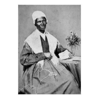 Portrait of Sojourner Truth Poster
