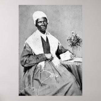 Portrait of Sojourner Truth Print