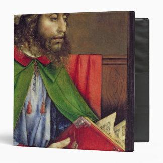 Portrait of Solon  c.1475 3 Ring Binder