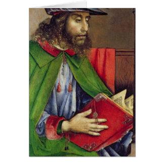 Portrait of Solon  c.1475 Card
