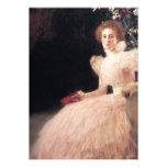 Portrait of Sonja Knips ; Gustav Klimt Painting Invites