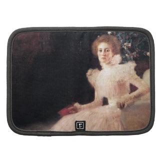 Portrait of Sonja Knips ; Gustav Klimt Painting Planner