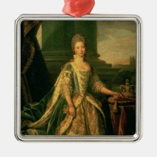 Portrait of Sophie Charlotte Christmas Tree Ornament