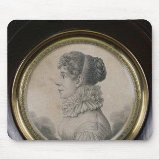 Portrait of Sophie Rostopchine  Comtesse de Mouse Pad