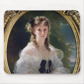Portrait of Sophie Troubetskoy  Countess of Mouse Pad