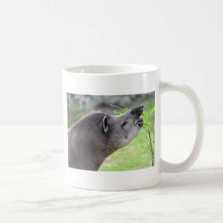Portrait of south American tapir Coffee Mug