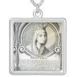 Portrait of St.Jadwiga Necklace