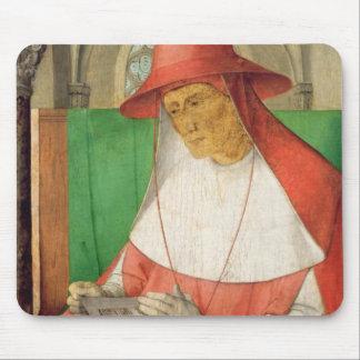 Portrait of St. Jerome  c.1475 Mouse Pad