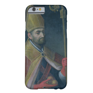 Portrait of St. Nicholas, 1700 (oil on canvas) Barely There iPhone 6 Case