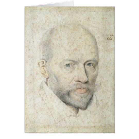 Portrait of St. Vincent de Paul Card