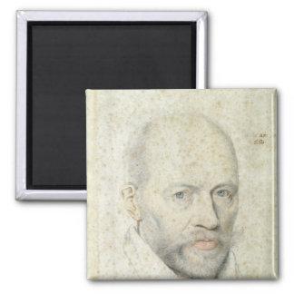 Portrait of St. Vincent de Paul Magnet