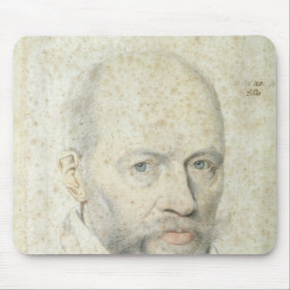 Portrait of St. Vincent de Paul Mouse Pad