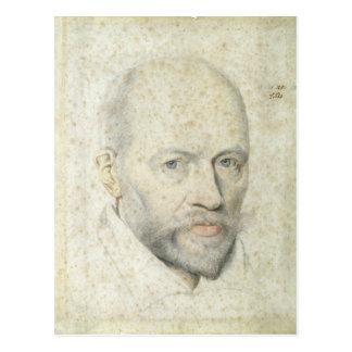Portrait of St. Vincent de Paul Postcard