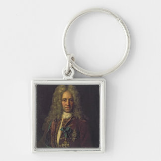 Portrait of State Chancellor Count G. Golovkin Keychain