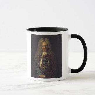Portrait of State Chancellor Count G. Golovkin Mug