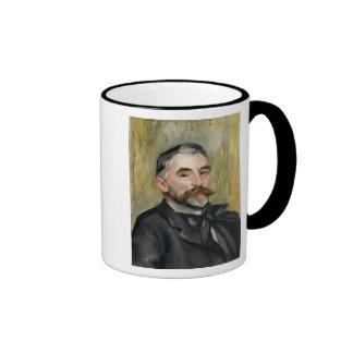 Portrait of Stephane Mallarme  1892 Ringer Mug