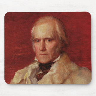 Portrait of Stratford Canning Mouse Pad
