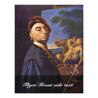 Portrait Of Successor  By Brandl Peter Johannes Flyers