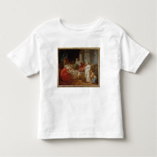 Portrait of Suger, Abbot of St Denis (1082-1152), Toddler T-shirt