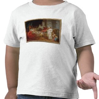 Portrait of Suger, Abbot of St Denis (1082-1152), Tee Shirts