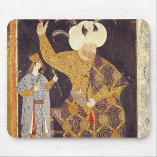 Portrait of Sultan Selim II Mouse Pad