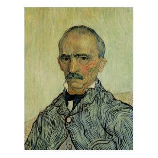 Portrait of Superintendant Trabuc Postcard