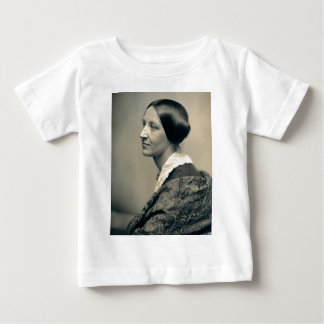 Portrait of Susan Brownell Anthony 1850 Baby T-Shirt