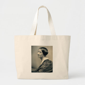 Portrait of Susan Brownell Anthony 1850 Tote Bag