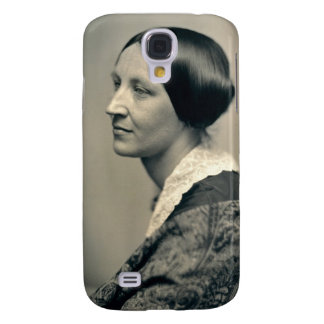 Portrait of Susan Brownell Anthony 1850 Galaxy S4 Case