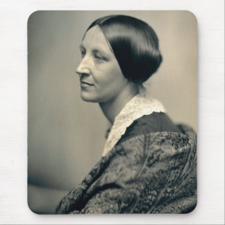 Portrait of Susan Brownell Anthony 1850 Mouse Pad