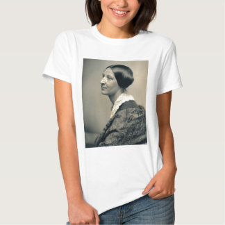 Portrait of Susan Brownell Anthony 1850 Shirt
