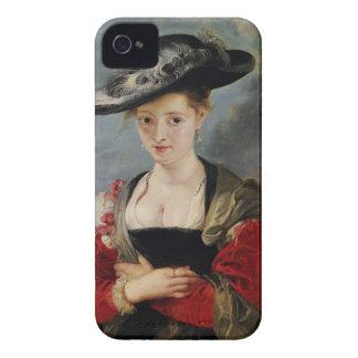 Portrait of Susanna Lunden (?) (Le Chapeau de Pail Case-Mate iPhone 4 Case