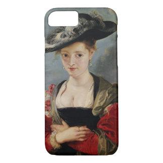 Portrait of Susanna Lunden (?) (Le Chapeau de Pail iPhone 8/7 Case