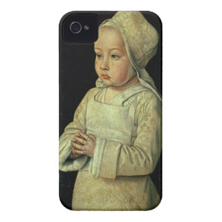 Portrait of Suzanne of Bourbon (1491-1521) daughte iPhone 4 Case