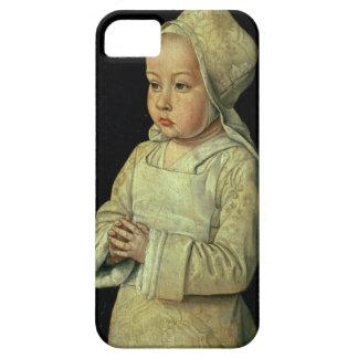 Portrait of Suzanne of Bourbon (1491-1521) daughte iPhone SE/5/5s Case