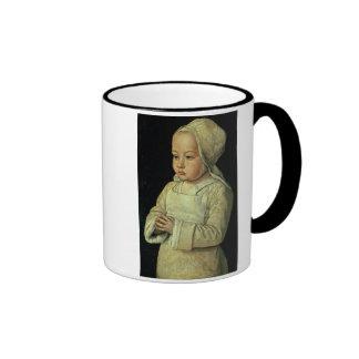Portrait of Suzanne of Bourbon (1491-1521) daughte Coffee Mugs