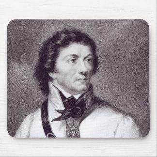 Portrait of Tadeusz Kosciuszko Mouse Pad